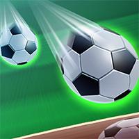 100 Soccer Balls Game