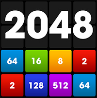 2048 Plus Game