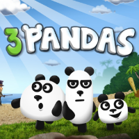 3 Pandas Game