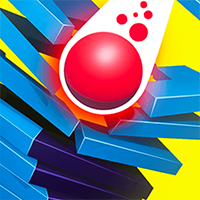 3D Ball Fall Game