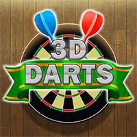 3D Darts Game