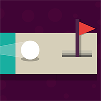 Abstract Golf Game