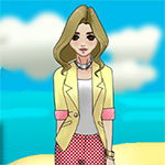 Amelia Dress Up Game