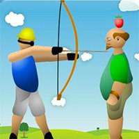 Apple Shooter Game