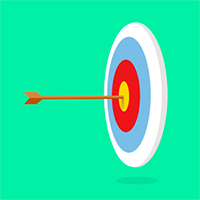 Archery Target Practice Game