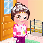 Baby Hazel Skin Care Game