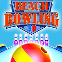 Beach Bowling 3D Game