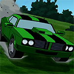 Ben 10 Car Differences Game