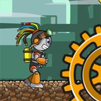 Bionic Race Game