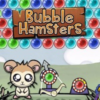 Bubble Hamsters Game