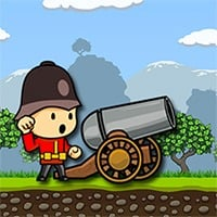 Cannons and Soldiers Game