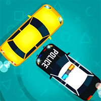 Car vs Cops Game