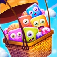 Cartoon Candies Game