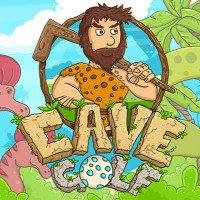 Cave Golf Game