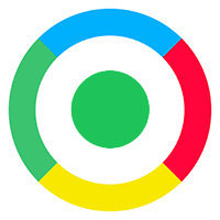 Color Circle Game