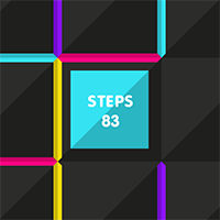 Color Maze Game