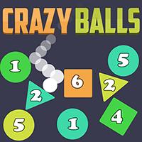 Crazy Balls Game