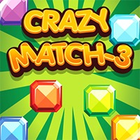 Crazy Match-3 Game