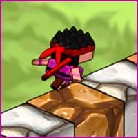 Cube Ninja Game