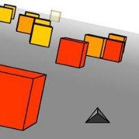 Cubefield Game