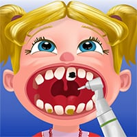 Dentist Doctor Teeth Game