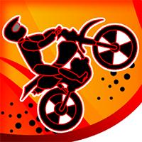 Dirt Bike Trials Game