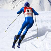 Downhill Ski Game