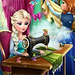 Frozen Design Rivals Game