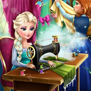 Frozen Design Rivals