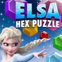 Elsa Hex Puzzle Game