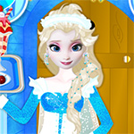 Elsas Frozen Ice Cream Shop Game