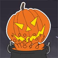 Falling Pumpkins Game