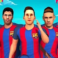 FC Barcelona Ultimate Rush Game