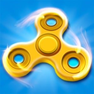 Fidget Spinner Battle Game