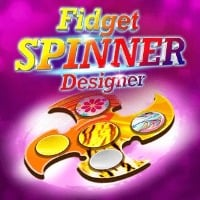 Fidget Spinner Designer Game