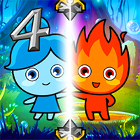 Fireboy and Watergirl 4 Game