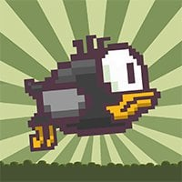Flappy Crow Game