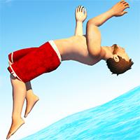 Flip Diving Game