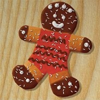Gingerbread Maker Game