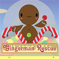 Gingerman Rescue Game