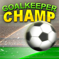 Goalkeeper Champ Game
