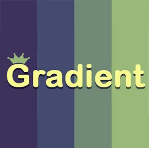 Gradient Game