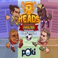 Heads Arena Euro Soccer Game