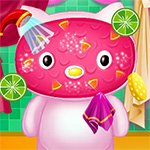 Hello Kitty Stylish Makeover Game