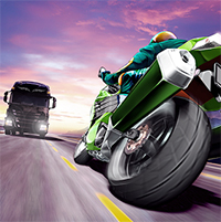 Highway Rider Extreme Game