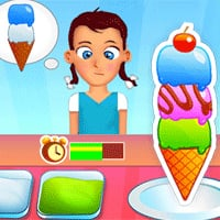 Ice-Cream, Please! Game