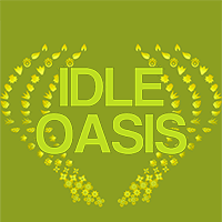 Idle Oasis Game