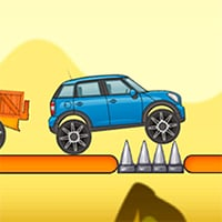 Jeep Trucker Game