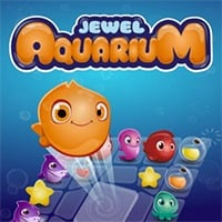 Jewel Aquarium Game