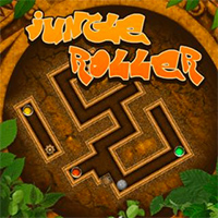 Jungle Roller Game